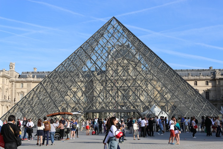 Louve-pyramid